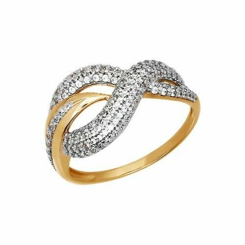 Кольцо (015919) (Au 585)