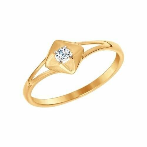 Кольцо (016994) (Au 585)