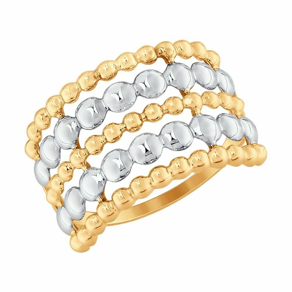 Кольцо (017615) (Au 585)