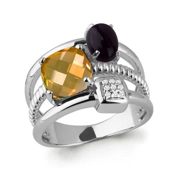 Кольцо (6577672А.5) (Ag 925)