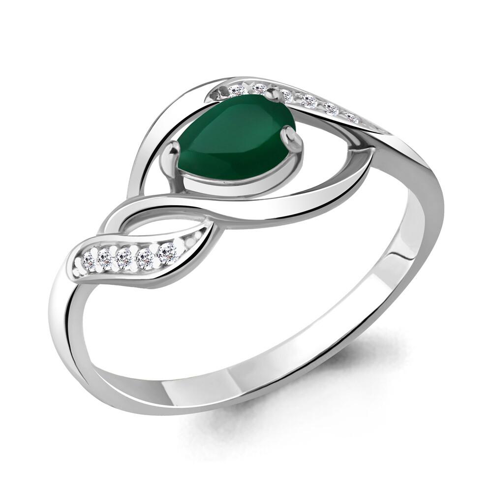 Кольцо (6901109А.6) (Ag 925)