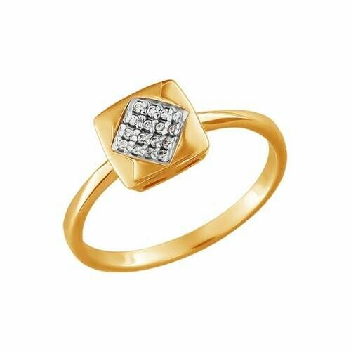 Кольцо (015769) (Au 585)