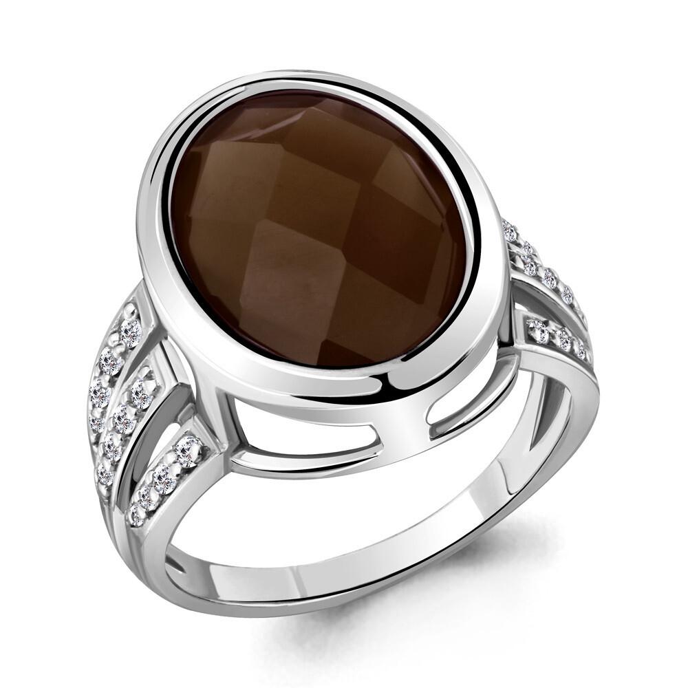 Кольцо (6550401А.6) (Ag 925)