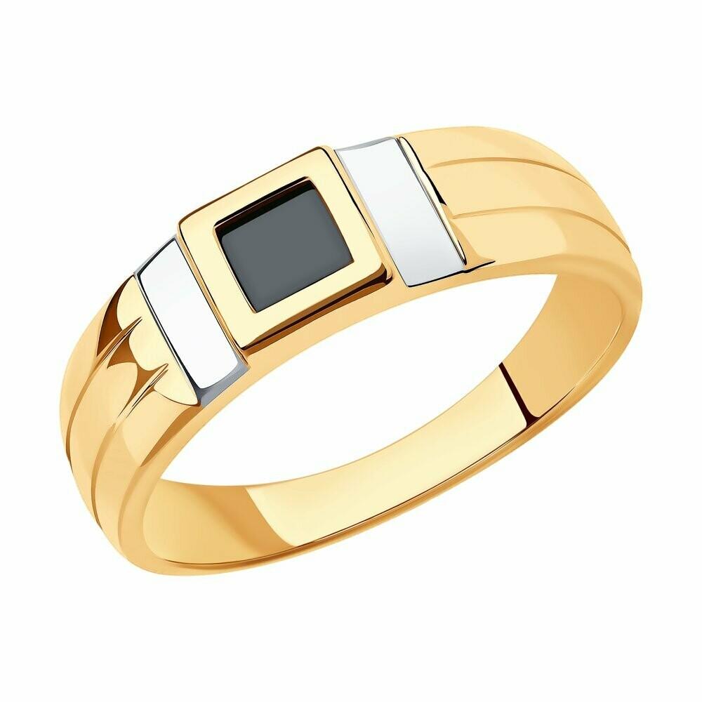 Кольцо (018444) (Au 585)