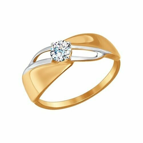 Кольцо (017187) (Au 585)