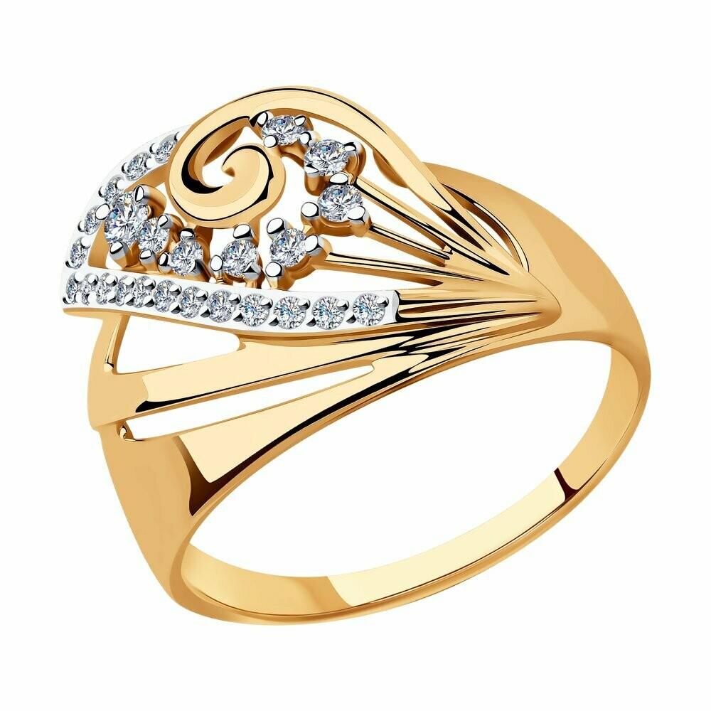 Кольцо (018600) (Au 585)