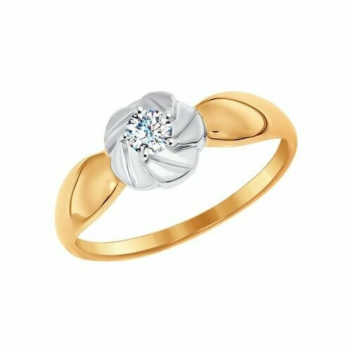 Кольцо (016997) (Au 585)