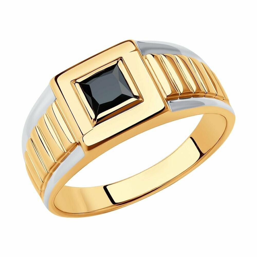 Кольцо (018420) (Au 585)
