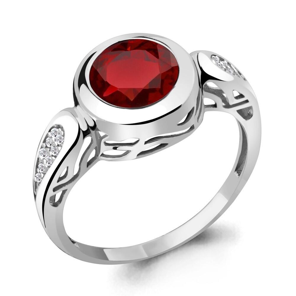 Кольцо (6902685А.5) (Ag 925)