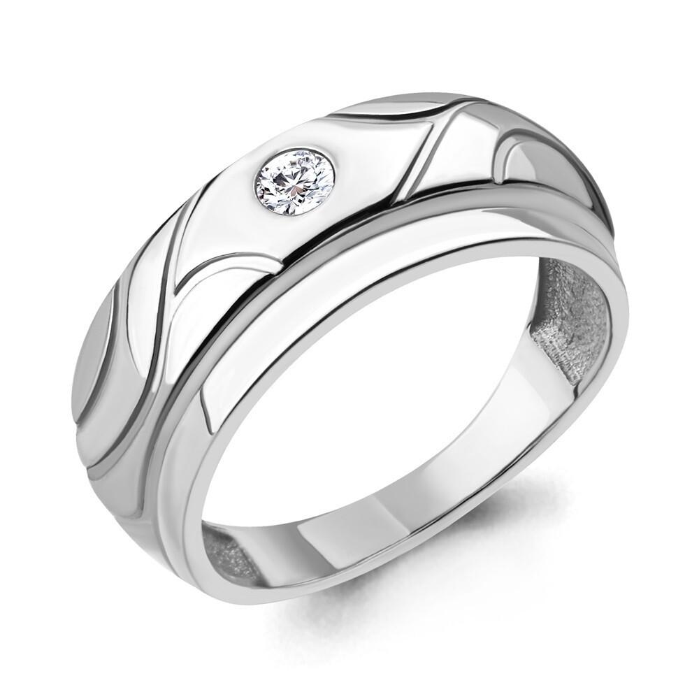 Кольцо (68559А.5) (Ag 925)