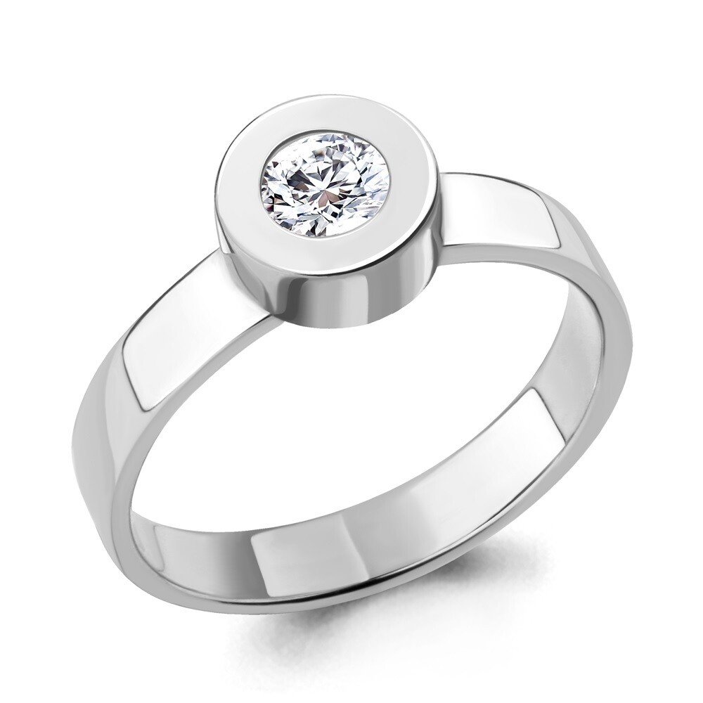 Кольцо (68481.5) (Ag 925)