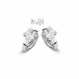 Boucles d'oreilles Argent Orage Kids K1671