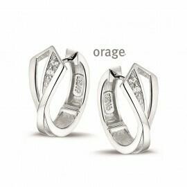 Boucles d'oreilles Orage AL080