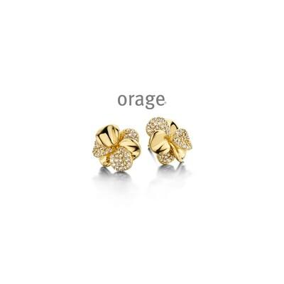 Boucles d'oreilles Orage AP031
