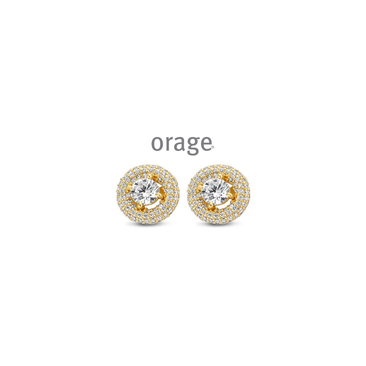 Boucles d'oreilles Orage AP108