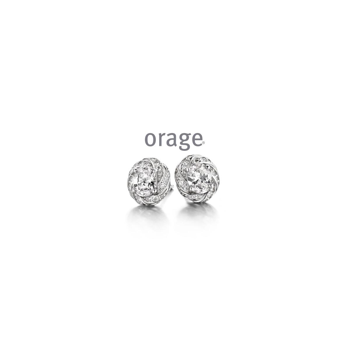 Boucles d'oreilles Orage AP014