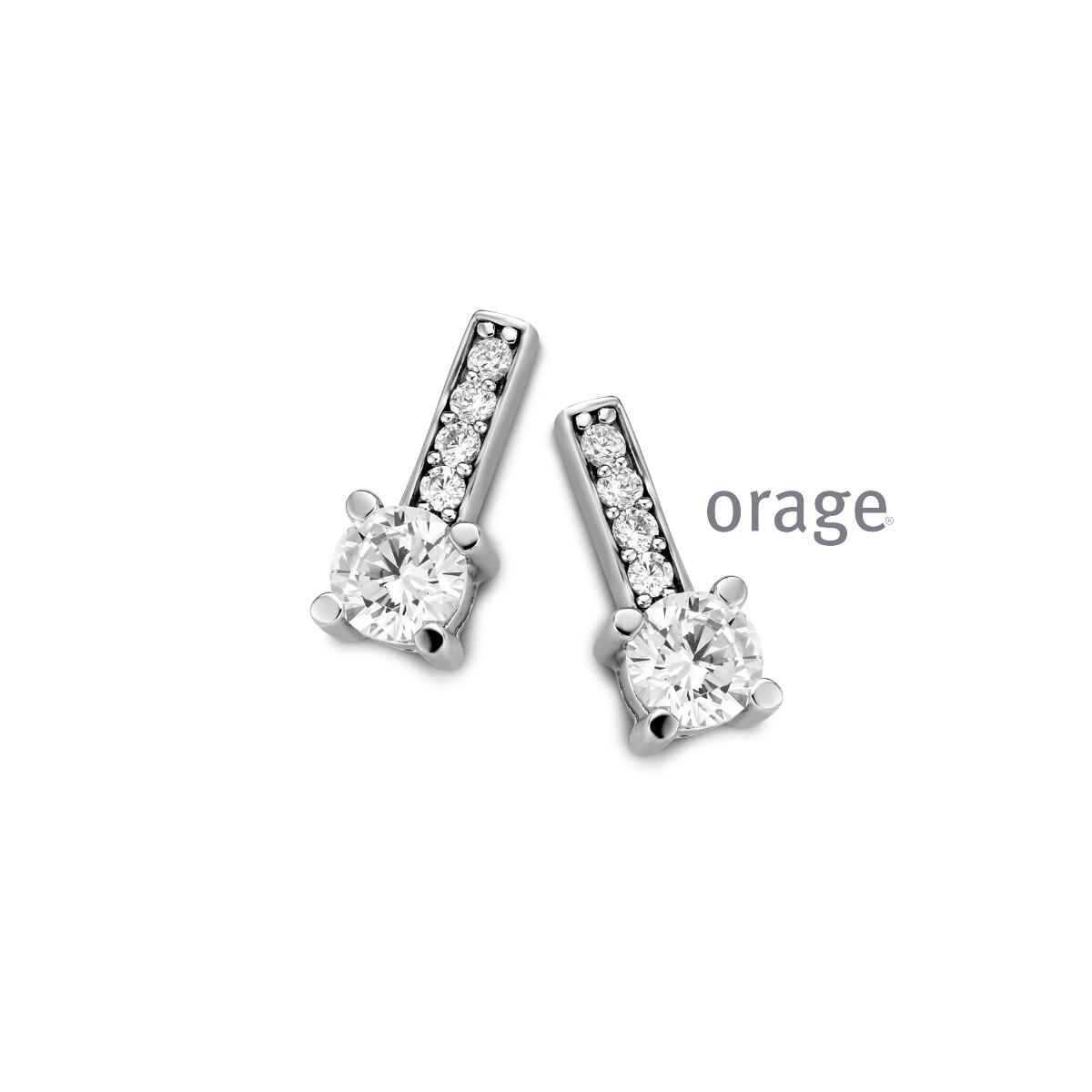 Boucles d'oreilles Orage V1348