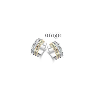 Boucles d'oreilles Orage AP110