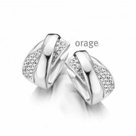 Boucles d'oreilles Orage AF243
