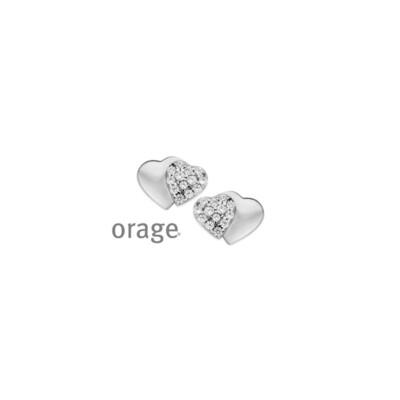 Boucles d'oreilles Orage V1305