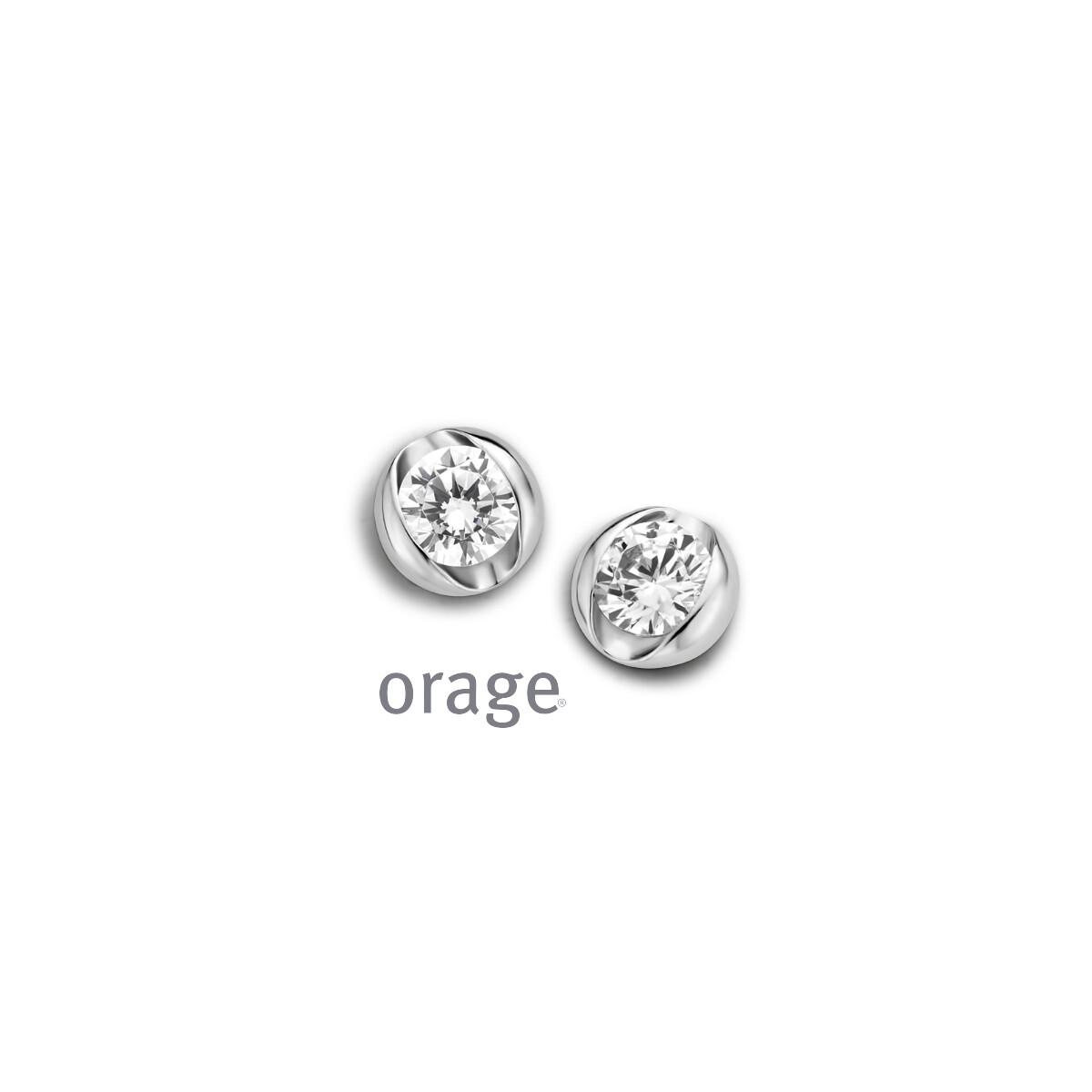 Boucles d'oreilles Orage AR031