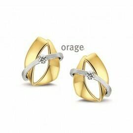 Boucles d'oreilles Orage AL024
