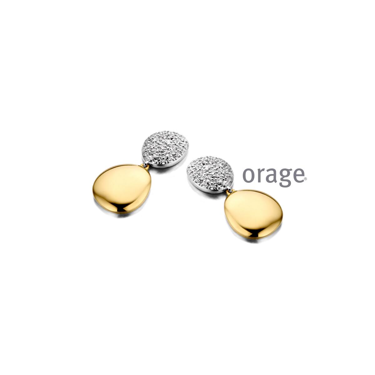 Boucles d'oreilles Orage AP042