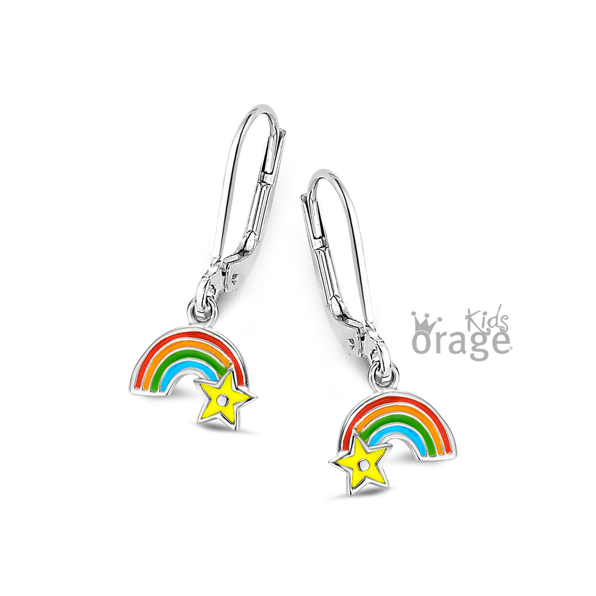 Boucles d'oreilles Orage Kids K1896