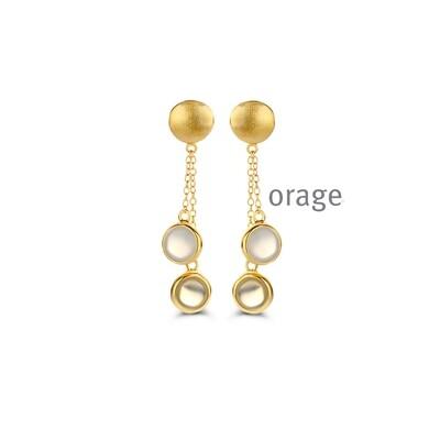 Boucles d'oreilles Orage AR114