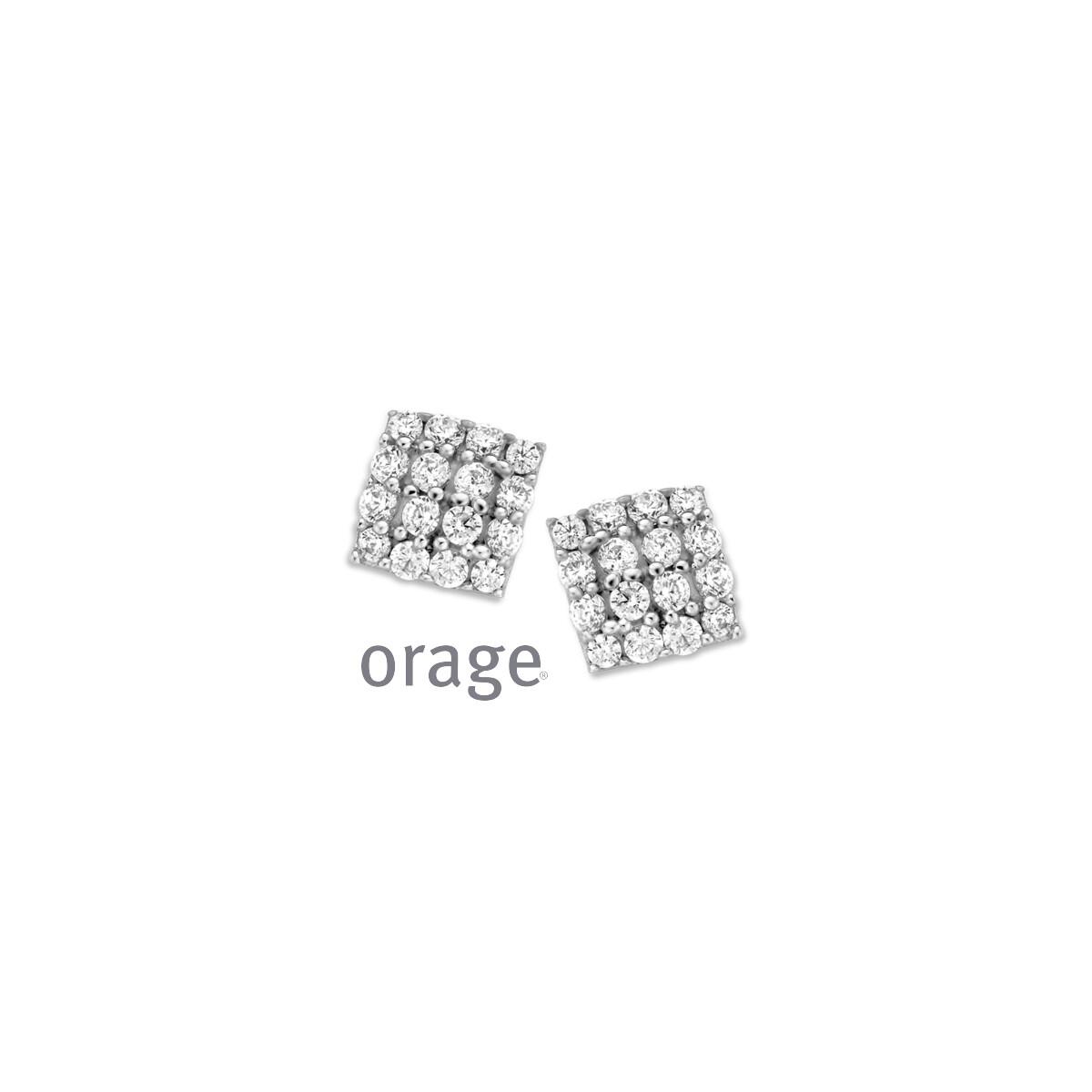 Boucles d'oreilles Orage AR035