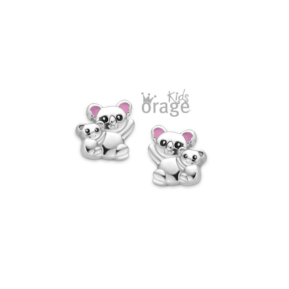 Boucles d'oreilles Orage Kids K1824