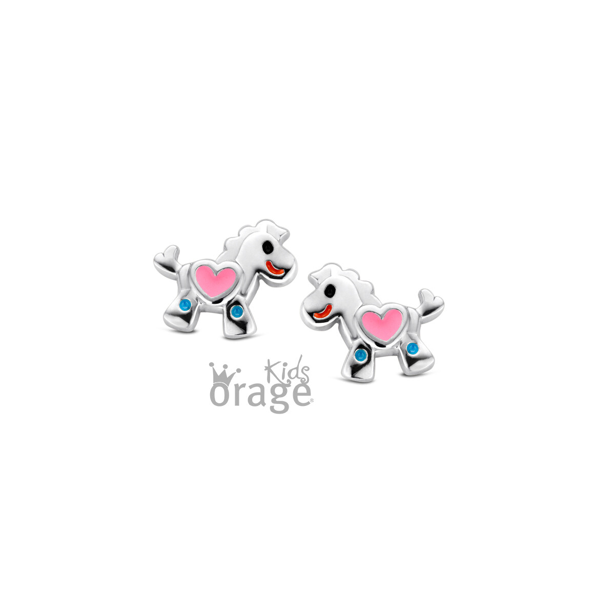 Boucles d'oreilles Orage Kids K1803
