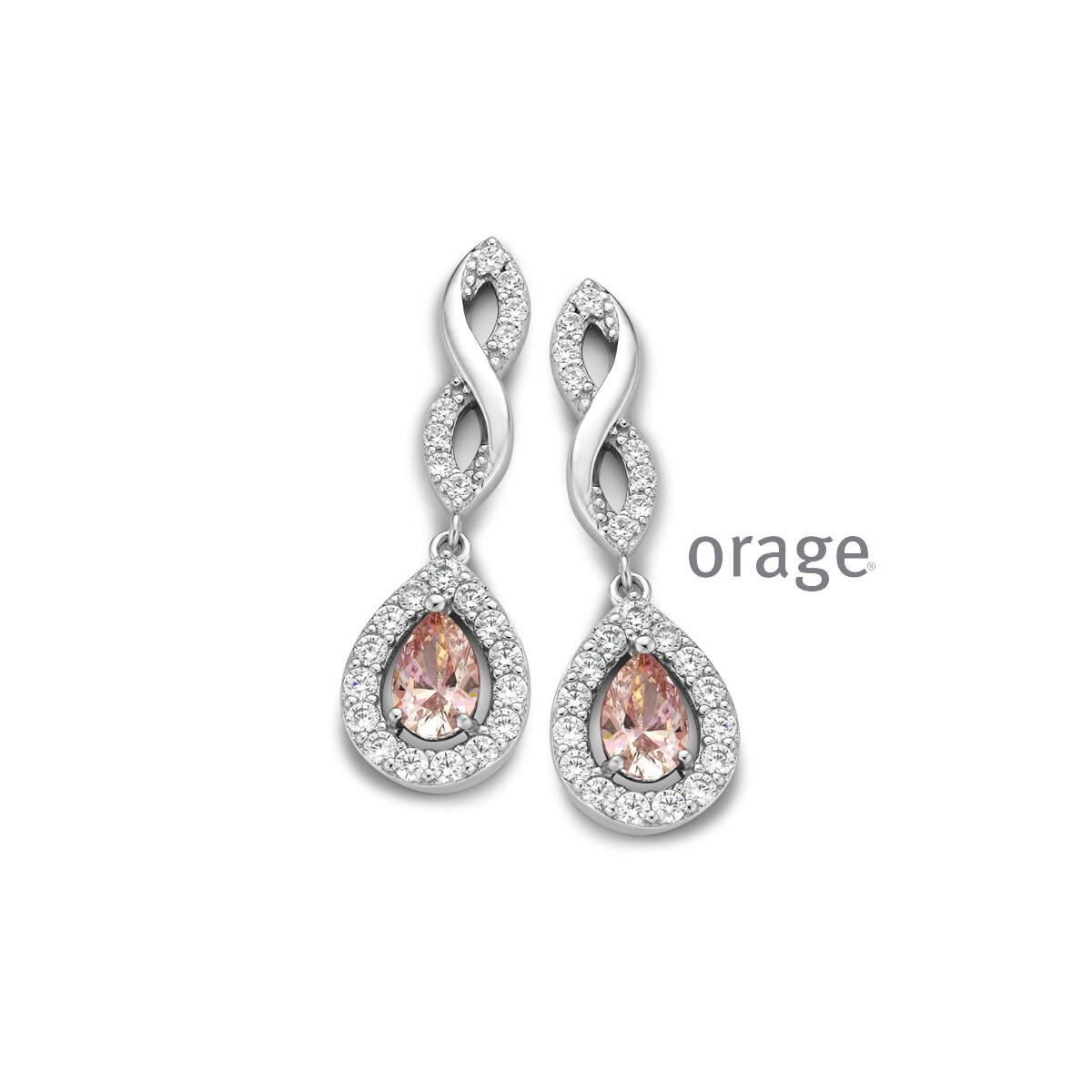 Boucles d'oreilles Orage AR023