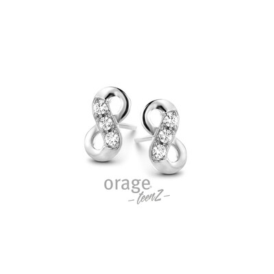 Boucles d'oreilles Orage Kids T384