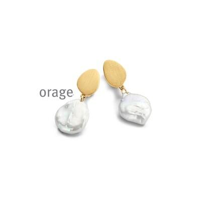 Boucles d'oreilles Orage AR049