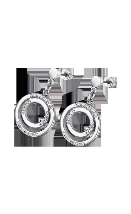 Boucles d'oreilles Lotus LS1883/4/1
