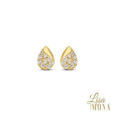 Boucles d'oreilles Lisa Mona LM/G0090