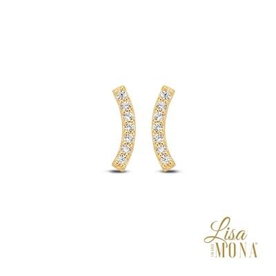 Boucles d'oreilles Lisa Mona LM/G0093