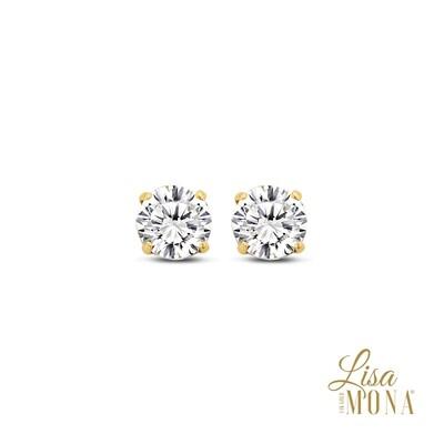 Boucles d'oreilles Lisa Mona LM/G0006