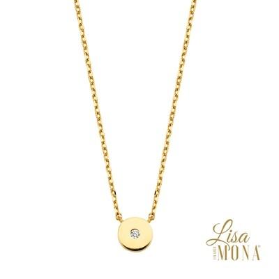 Collier Lisa Mona LM/G0022