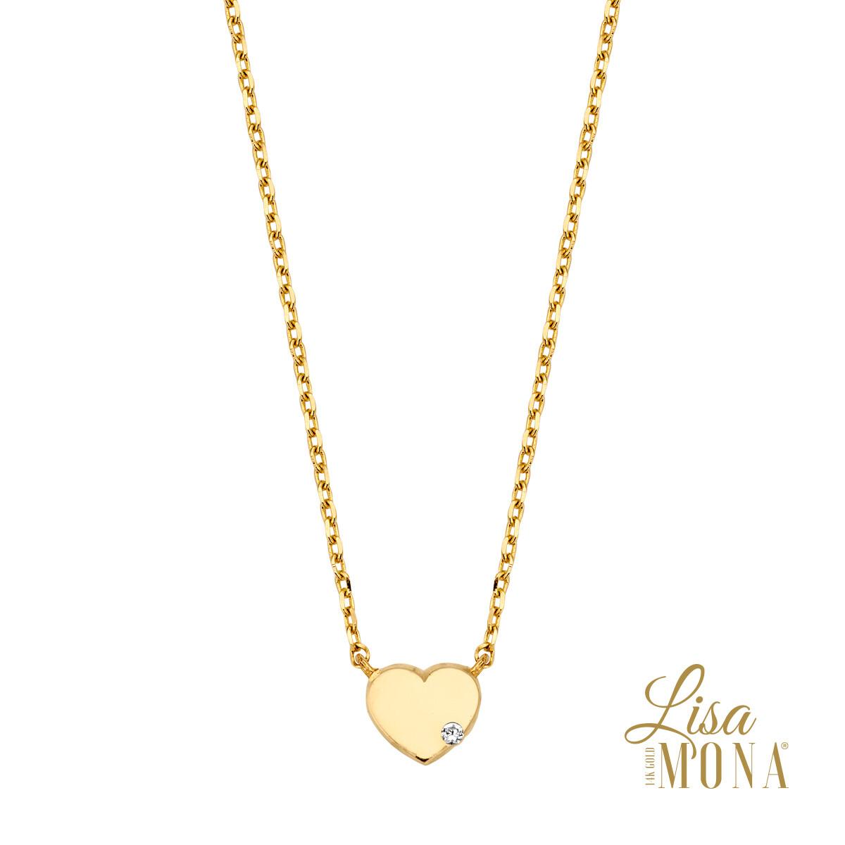 Collier Lisa Mona LM/G0023