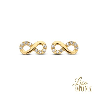 Boucles d'oreilles Lisa Mona LM/G0092