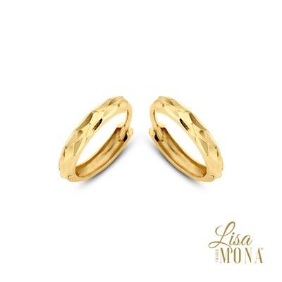 Boucles d'oreilles Lisa Mona LM/G0048