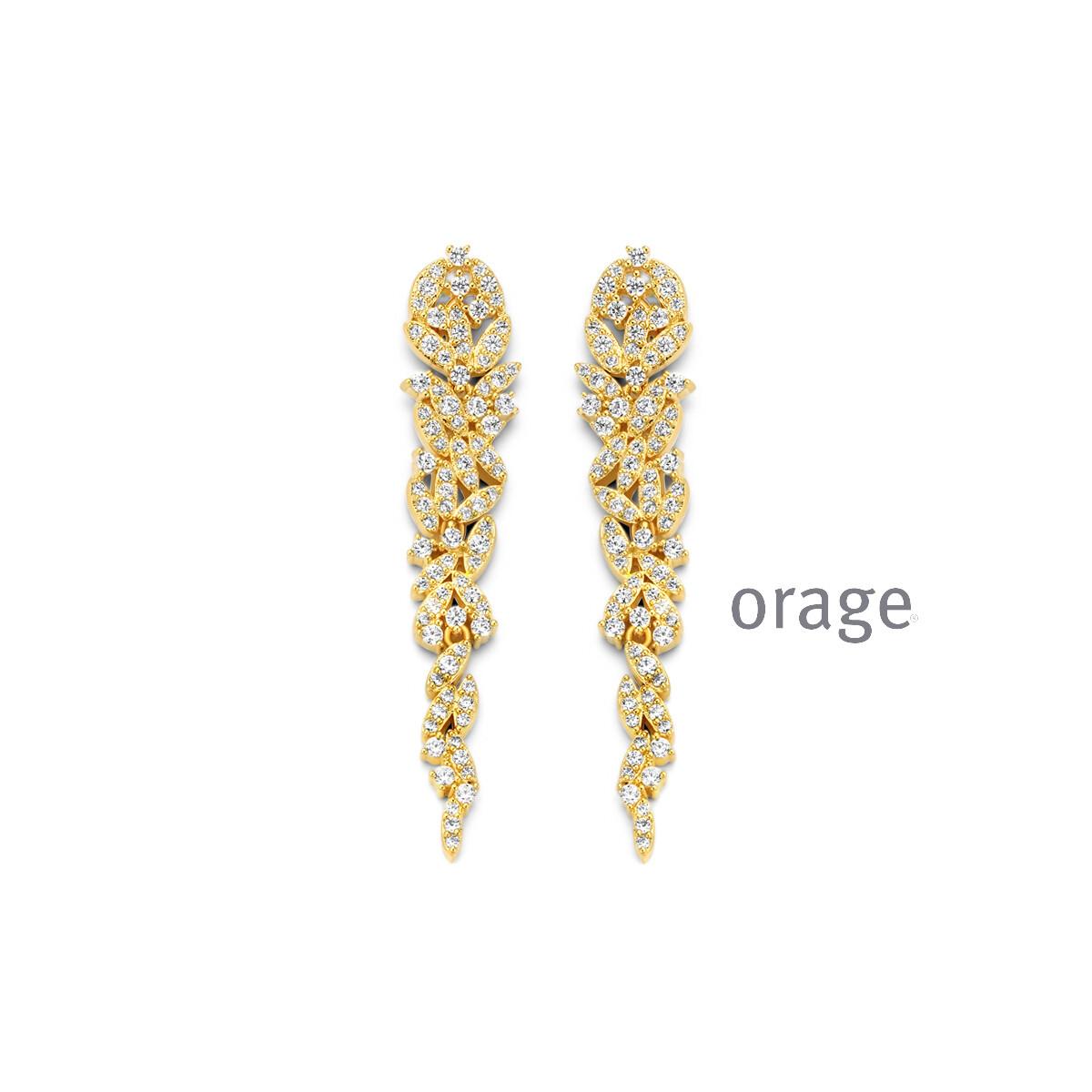 Boucles d'oreilles Orage AR105