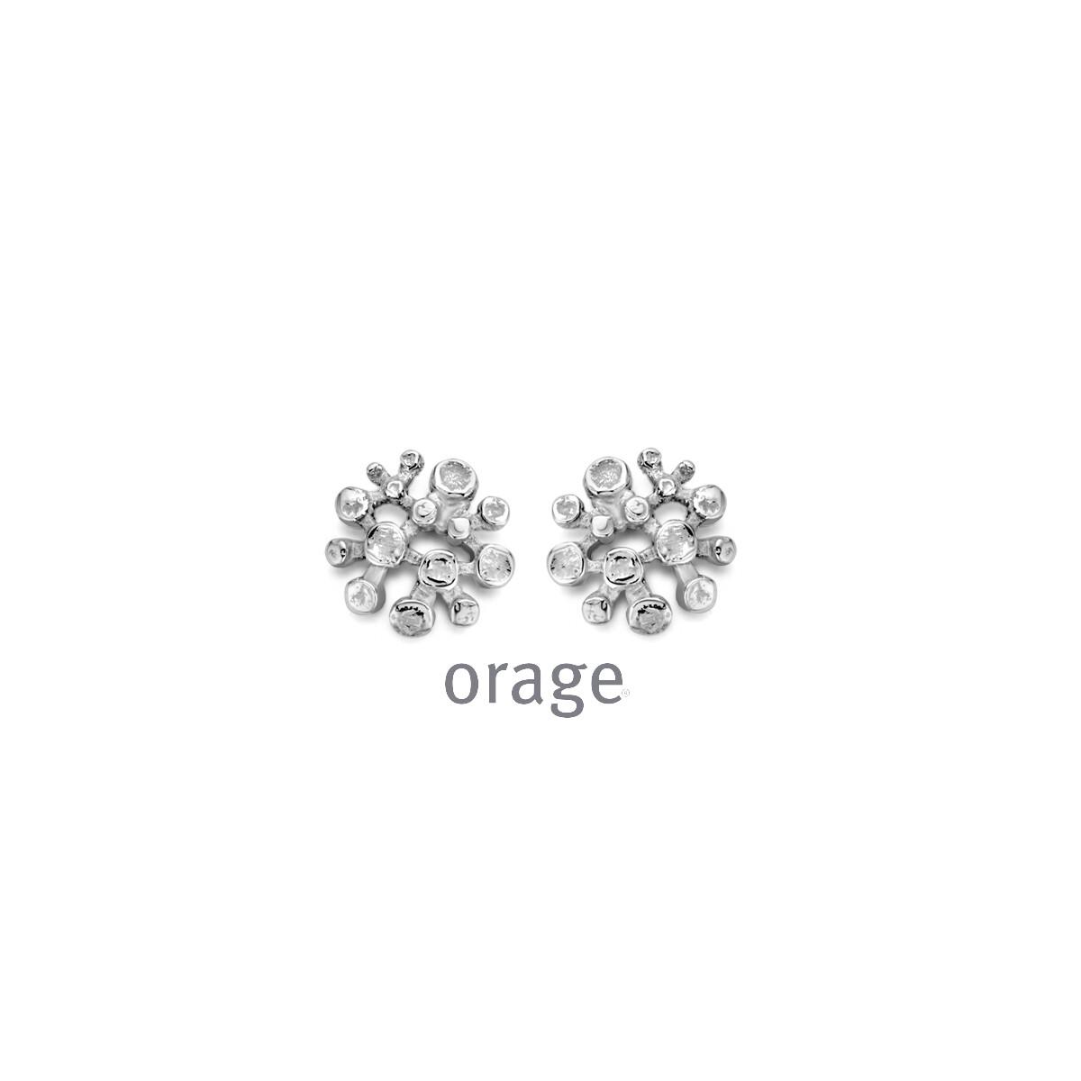 Boucles d'oreilles Orage AR118