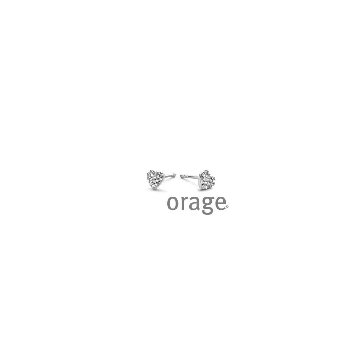 Boucles d'oreilles Orage V1410