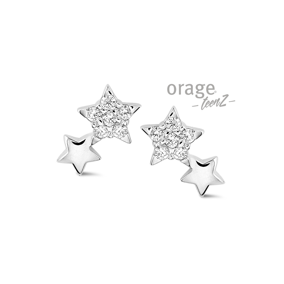 Boucles d'oreilles Orage Kids T459