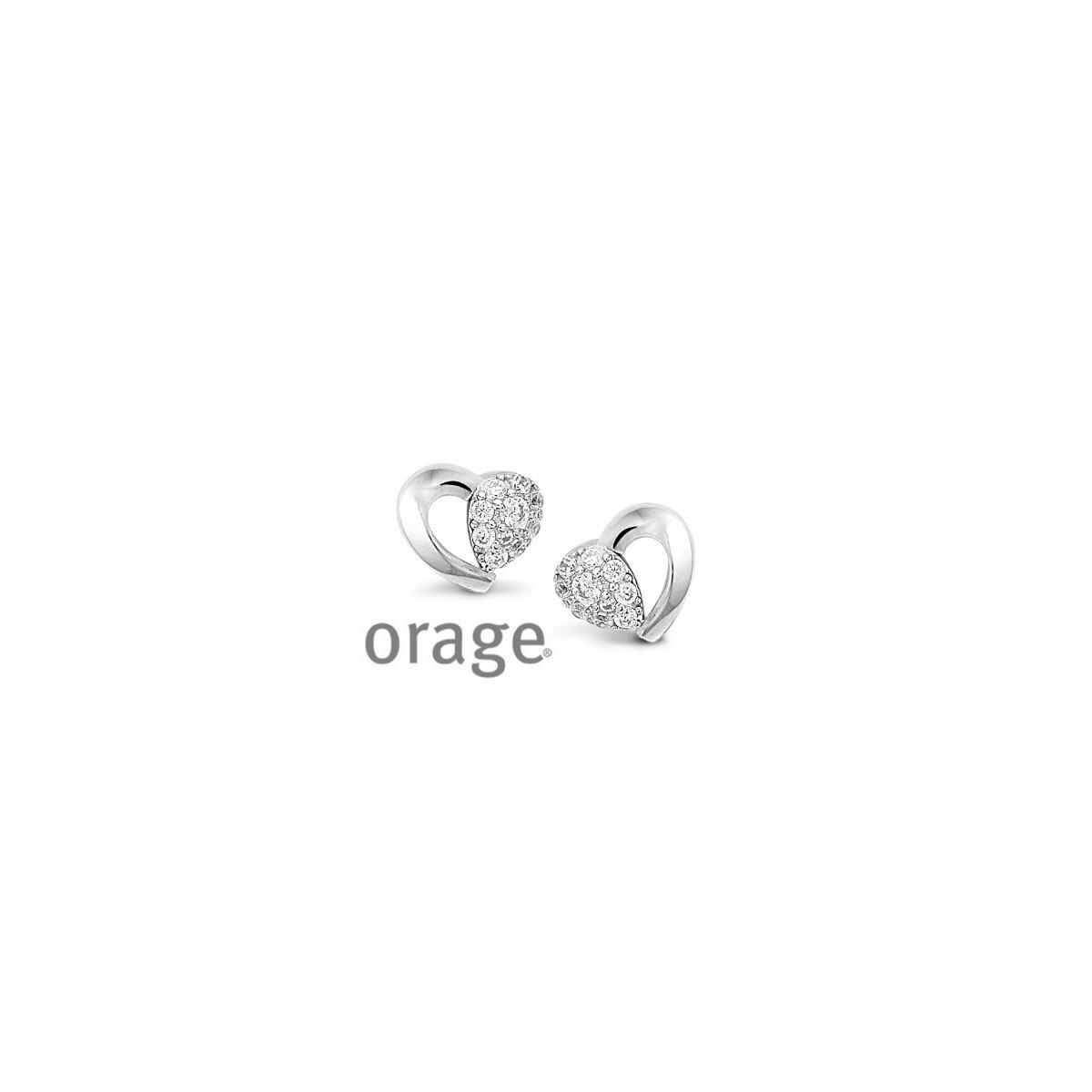 Boucles d'oreilles Orage V1419