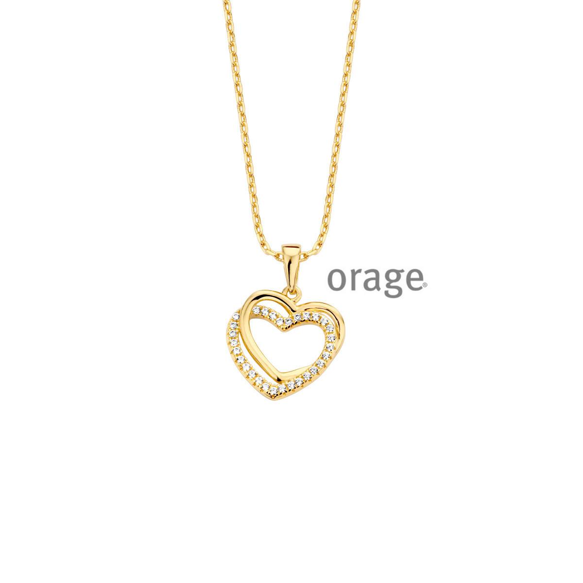 Collier Orage V1433