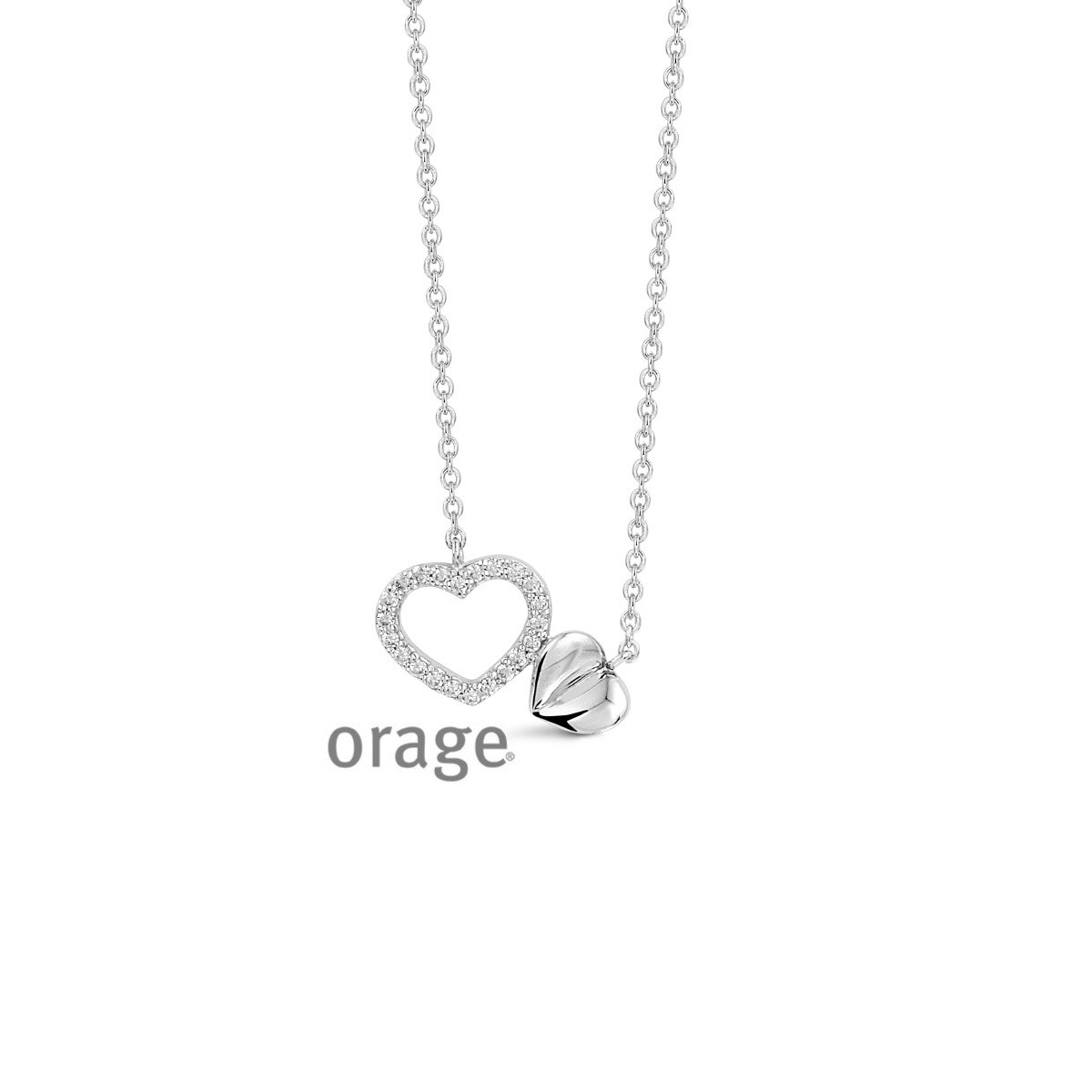 Collier Orage V1434